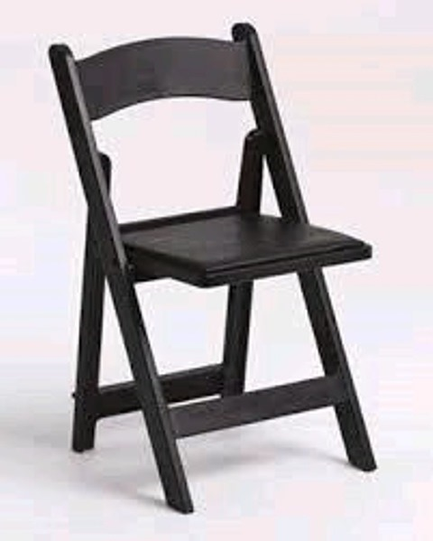 Rental store for RESIN FOLDING CHAIRS in Raleigh NC