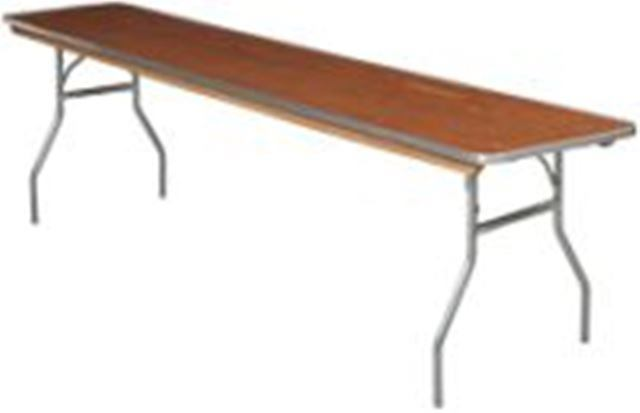 Rental store for SEMINAR TABLES in Raleigh NC