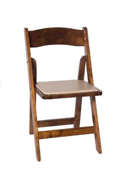 Rental store for WOOD FOLDING CHAIRS in Raleigh NC