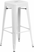 Rental store for TRUMAN BARSTOOL WHITE in Raleigh NC