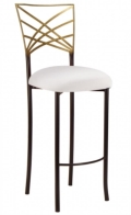 Rental store for CHAMELEON FANFARE TWO TONE BARSTOOL in Raleigh NC